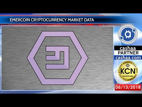 EMERCOIN CRYPTOCURRENCY MARKET DATA