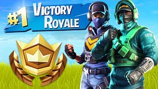 Winning Duo Scrims!! // Pro Fortnite Player // 2100 Wins // (Fortnite Battle Royale Gameplay)