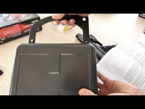 Hornady Armlock Box safe: Unboxing & Review