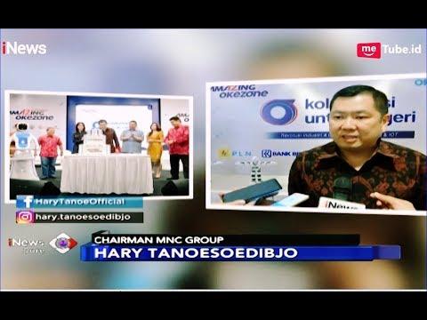 Harapan Hary Tanoesoedibjo di Ultah Okezone ke-12 - iNews Sore 13/03