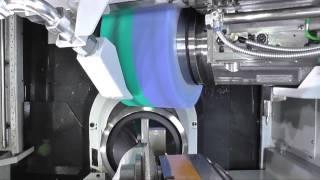 Die neue Liebherr-Wälzschleifmaschine LGG 280