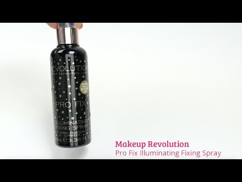 Makeup Revolution Makeup Revolution Illuminating Fixing Spray