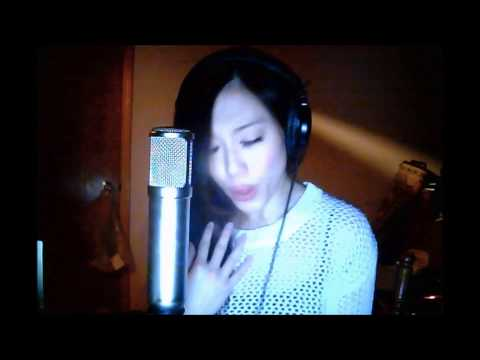 """Disney's Frozen """"Let It Go"""" (with Disney clips) Idina Menzel cover by Lisa Hui"""