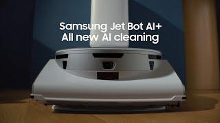 BESPOKE Jet Bot™: The Cleaning Genius | Samsung thumbnail