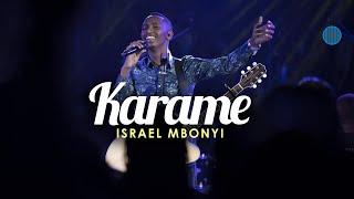 Israel Mbonyi   Karame