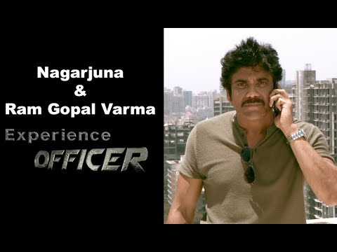 Nagarjuna Officer Movie Amazing Moments