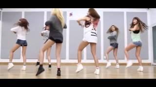 dance hip hop korean girl