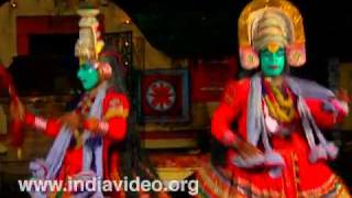 Arjuna Nritham - A Ritual Art Form of Kerala