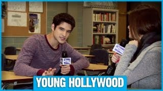 Young Hollywood sur le tournage S3