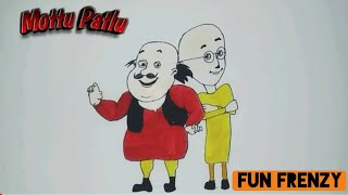 How To Draw Motu Patlu Step By Step Free Video Search Site Findclip