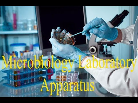 microbiology laboratory apparatus