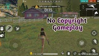 Freefire No Copyright Gameplay Free To Use Gameplay Of Freefire Pubg Gamer Parv