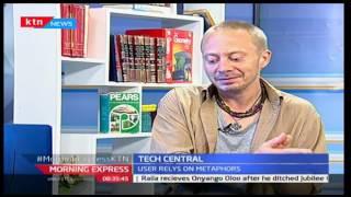 Morning Express: Tech Central - SWAG 19/1/2017