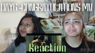 DAY6   CONGRATULATIONS MV Reaction