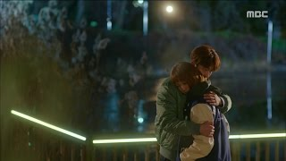 [Weightlifting Fairy Kim Bok Ju] 역도요정 김복주 ep.10 Hugs Sung-kyung while holding it up.20161215