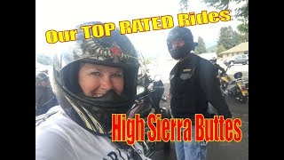 Our TOP RATED Rides: The High Sierra Buttes