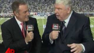 Broadcaster John Madden Calls It Quits | Kholo.pk