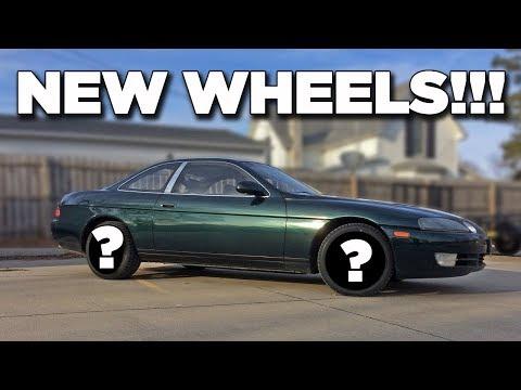 New Wheels! | Project SC300