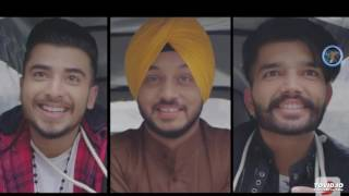 3 VS 1 The Landers  King Queen _ Mr V Grooves _ Latest Punjabi Song