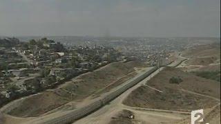 Mur séparation USA-Mexique