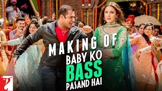 Making of Baby Ko Bass Pasand Hai Song | Sultan | Salman Khan | Anushka Sharma