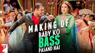 Making of Baby Ko Bass Pasand Hai Song | Sultan | Salman Khan | Anushka Sharma