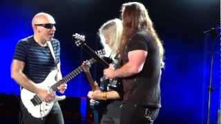 Joe Satriani / John Petrucci / Steve Morse - Really Got Me (The Kinks) + White Room (Cream) - G3
