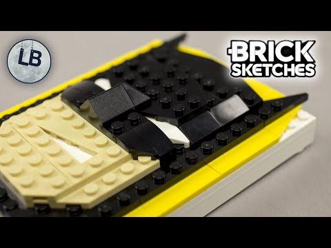 Vidéo LEGO Brick Sketches 40386 : Batman (DC)