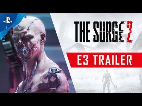 Trailer de The Surge 2