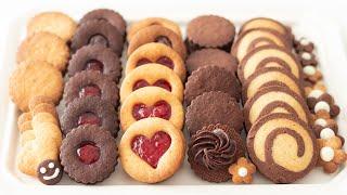 チョコレート・ガナッシュサンドクッキーの作り方&ラッピング Chocolate Ganache Cookies*手作りバレンタイン|HidaMari Cooking