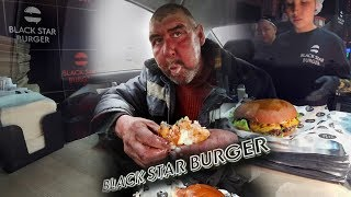 НАКОРМИЛ БЕЗДОМНОГО МЕГАБУРГЕРОМ от BLACK STAR BURGER ТИМАТИ