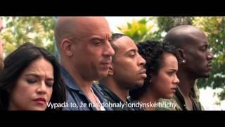 Rychle a zběsile 7 (Fast and Furious) - český HD trailer