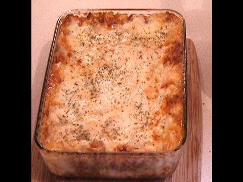 Veggie lasagna - Easy - Healthy.