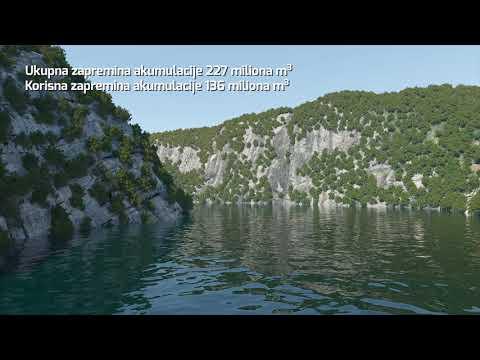 EPCG uručen koncesioni akt za HE Komarnica - Gradiće se čeona elektrana snage 172 MW(FOTO i VIDEO)