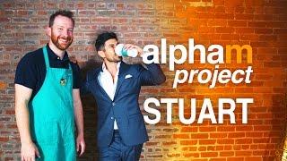 Alpha M Project Stuart   A Men's Makeover Series   S3E2