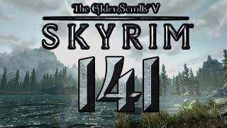 Полное прохождение Skyrim #141 (Глубины Илиналты)