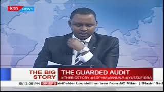 The Big Story: The guarded audit involving procurement and accounting officers