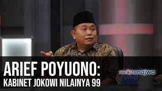 Gono-Gini Kursi Menteri - Arief Poyuono: Kabinet Jokowi Nilainya 99 (Part 1) | Mata Najwa