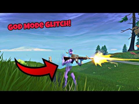 Become invisible using this God Mode Glitch (New) Fortnite Glitches Season 6 PS4/Xbox one 2018