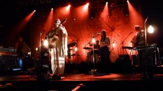 Ane Brun - Oh Love & Humming One Of Your Songs - live x-tra Zurich 2013-10-26