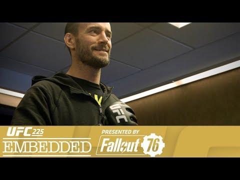 UFC 225 Embedded: Vlog Series – Episode 4