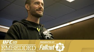 UFC 225 Embedded: Vlog Series - Episode 4
