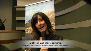 Intervista alla Dott.ssa Maura Capitanio