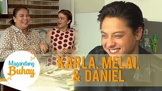 Daniel speaks up about his mother having a relationship | Magandang Buhay