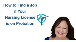 How to Find a Nursing Job While on Probation