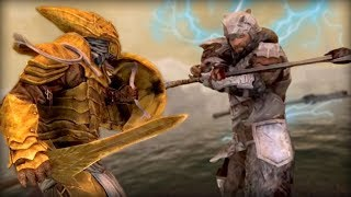 Who are the Strongest Warriors in the Elder Scrolls?
