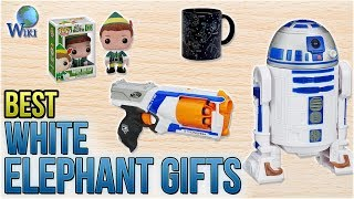 10 Best White Elephant Gifts 2018