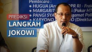 Pengamat Prediksi Langkah Jokowi jika Akan Melakukan Reshuffle Kabinet Indonesia Maju
