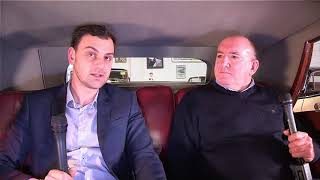 Part 2 of a series of 6: Bronte Price with Alex Jovanovic from Triple R Luxury Car Hire