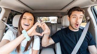 Husband & Wife JUSTIN BIEBER Carpool Karaoke!!